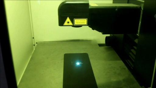 Our Laser Engraver