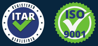 ITAR Registered ISO:9001
