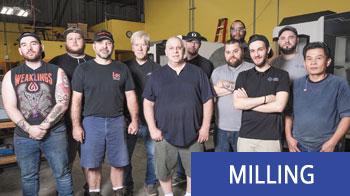 Milling Team