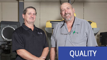 Quality Control Team