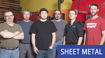 Sheet Metal Team