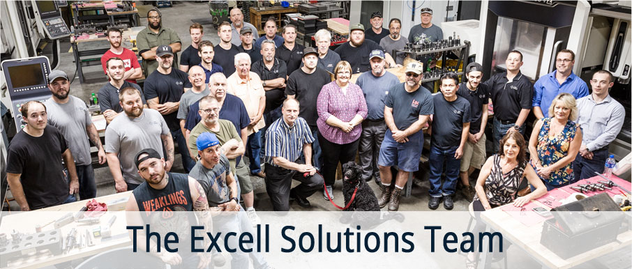 The Excell Solutions Team