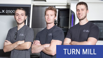 Turn Mill Team