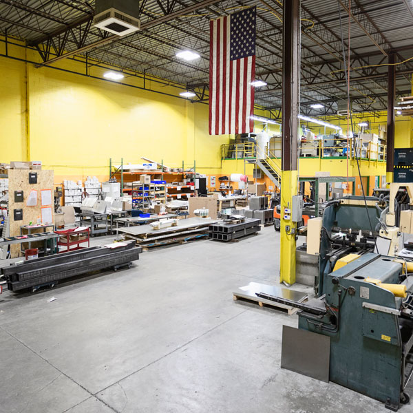 One Stop Shopping for all Precision Sheet metal, Precision Machining and Fabrication Needs  Low to Mid- Size Volume Orders  40 employees  26,000 Square Foot Facility  13 Years of Business